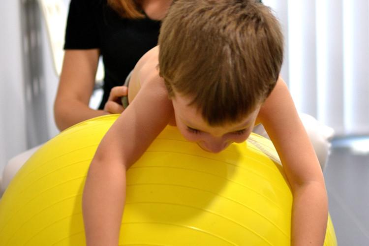 Fisioteràpia pediàtrica
